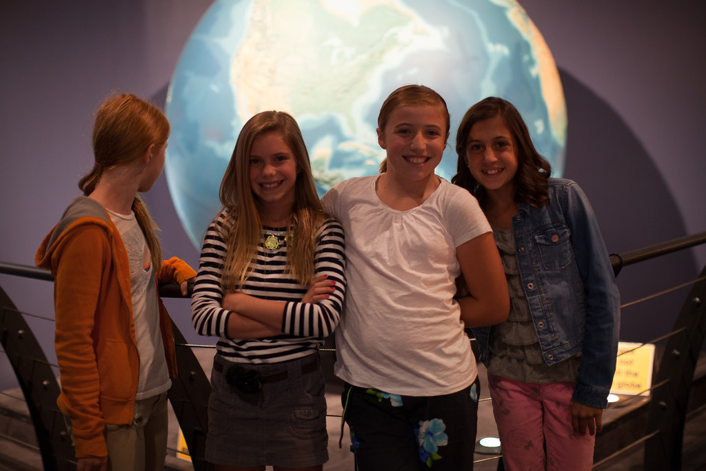 clark planetarium: 6th