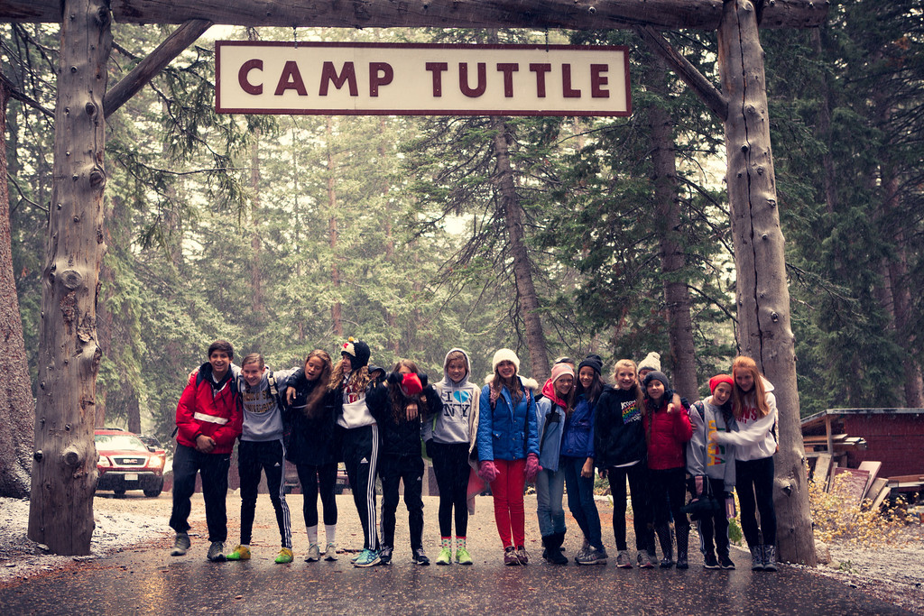 camp tuttle